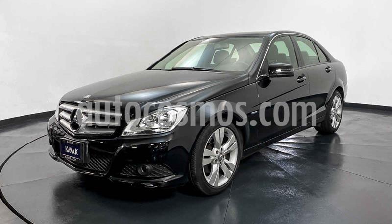 Mercedes Clase C 200 Exclusive Aut usado (2015) color Negro precio $207,999