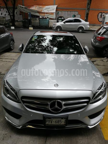 Mercedes Clase C 250 CGI Sport Aut usado (2016) color Plata precio $430,000