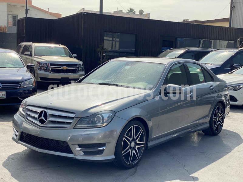 Mercedes Clase C 200 CGI Sport Plus Aut usado (2014) color Plata precio $234,800
