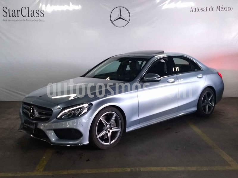Mercedes Clase C 250 CGI Sport usado (2018) color Plata precio $499,000