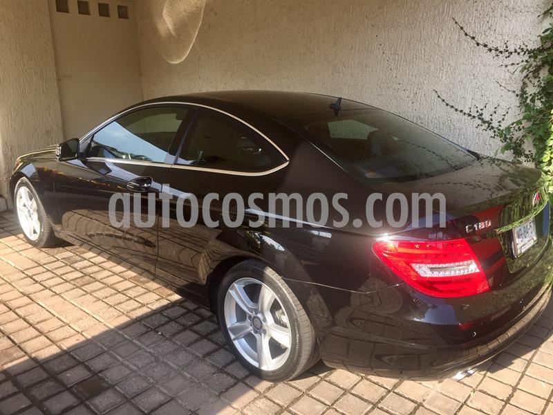 Mercedes Clase C 180 CGI Coupe Aut usado (2014) color Negro Noche precio $245,000