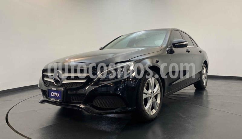Mercedes Clase C 250 CGI Coupe Aut usado (2015) color Negro precio $309,999