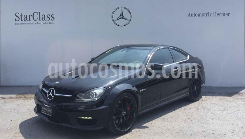 Mercedes Clase C 63 AMG Coupe Edition 507 usado (2014) color Negro precio $649,900