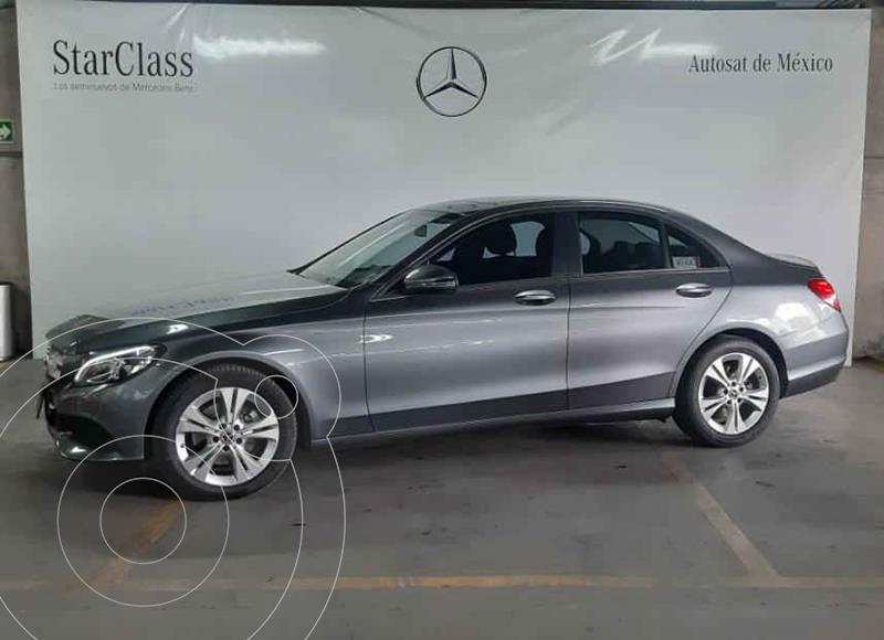 Foto Mercedes Clase C 200 CGI Exclusive Aut usado (2018) color Gris precio $419,000