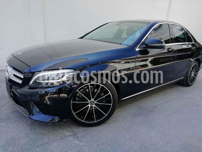 Mercedes Clase C 200 Exclusive Aut usado (2019) color Negro precio $579,000