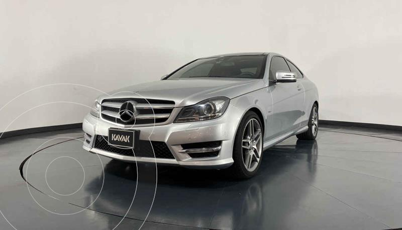 Foto Mercedes Clase C 350 CGI Coupe Aut usado (2015) color Plata precio $272,999