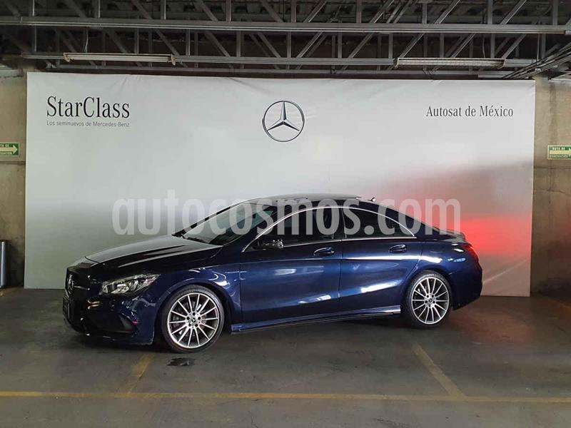 Mercedes Clase C 250 CGI Sport Aut usado (2019) color Azul precio $529,000
