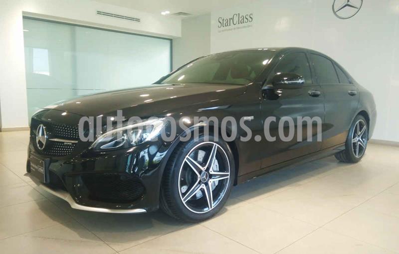 Mercedes Clase C 43 4Matic Aut usado (2017) color Negro precio $599,500