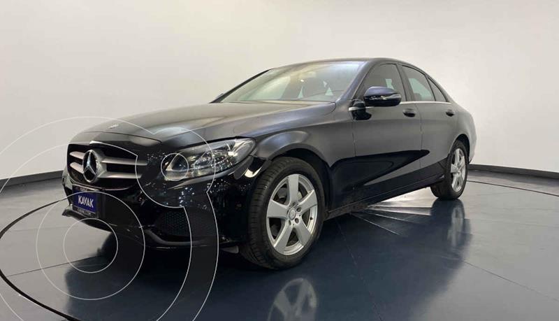 Mercedes Clase C 250 CGI Sport Aut usado (2017) color Negro precio $304,999