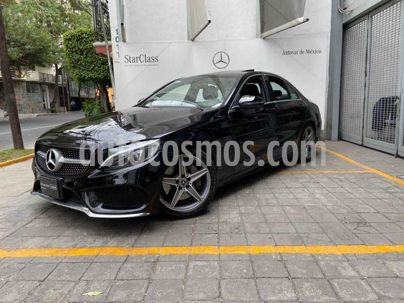 Mercedes Clase C 250 CGI Sport Aut usado (2018) color Negro precio $560,000