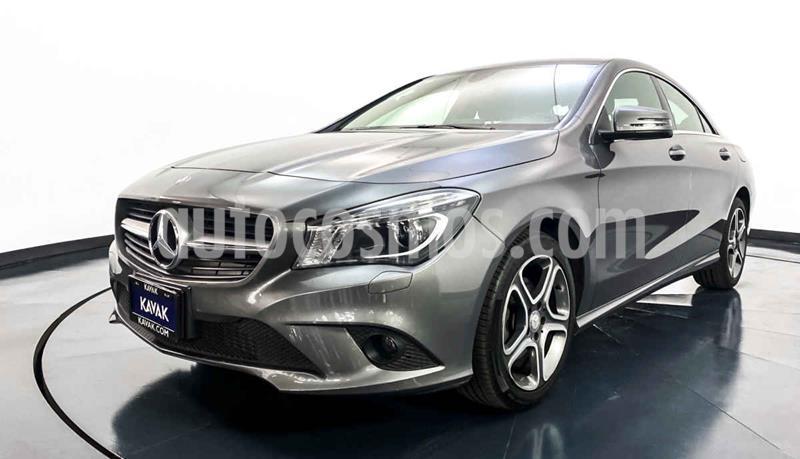 Mercedes Clase CLA 200 CGI usado (2016) color Plata precio $349,999