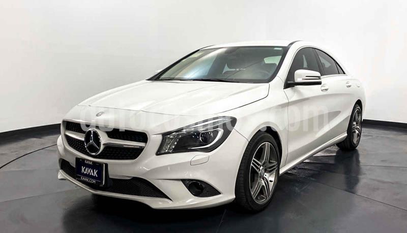 Mercedes Clase CLA 200 CGI Sport usado (2013) color Blanco precio $284,999