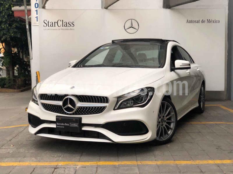 Mercedes Clase CLA 250 CGI Sport usado (2019) color Blanco precio $540,000