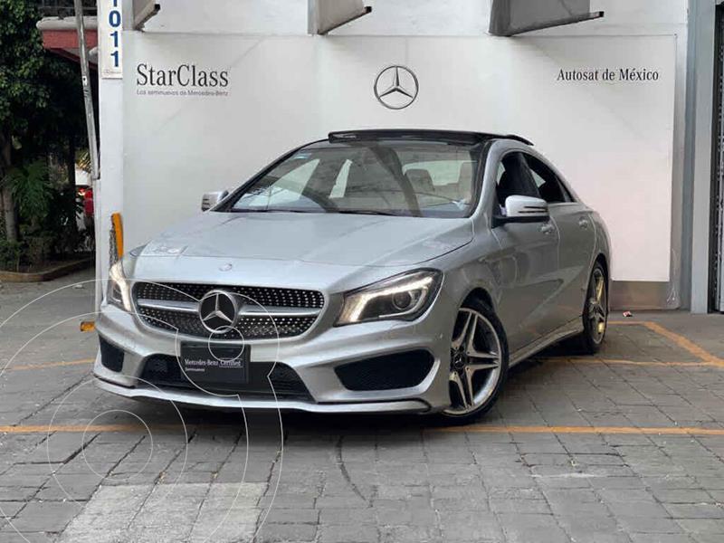 Foto Mercedes Clase CLA 250 CGI Sport Edition 1 usado (2016) color Plata precio $395,000