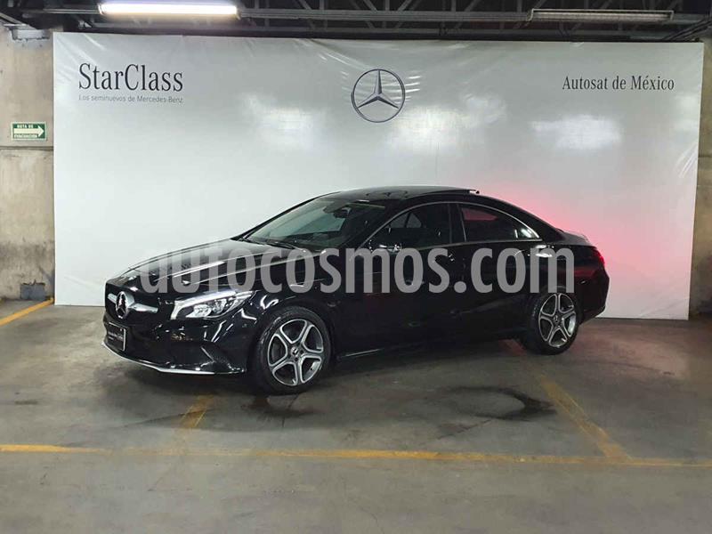Mercedes Clase CLA 200 CGI Sport usado (2018) color Negro precio $449,000