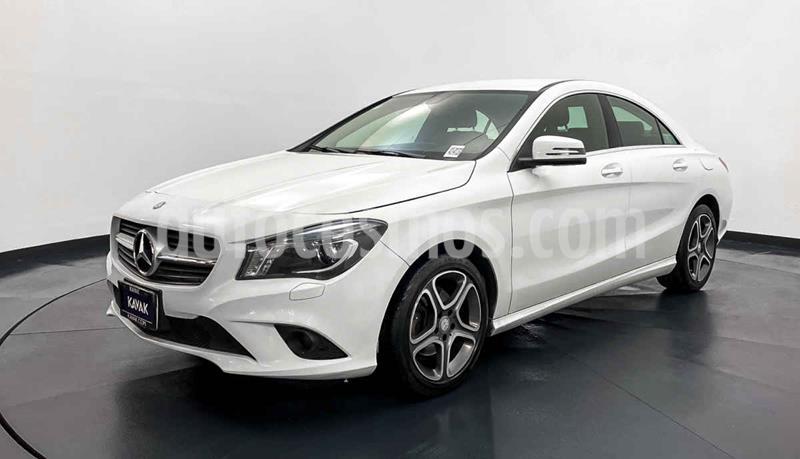 Mercedes Clase CLA 200 CGI Sport usado (2014) color Blanco precio $297,999