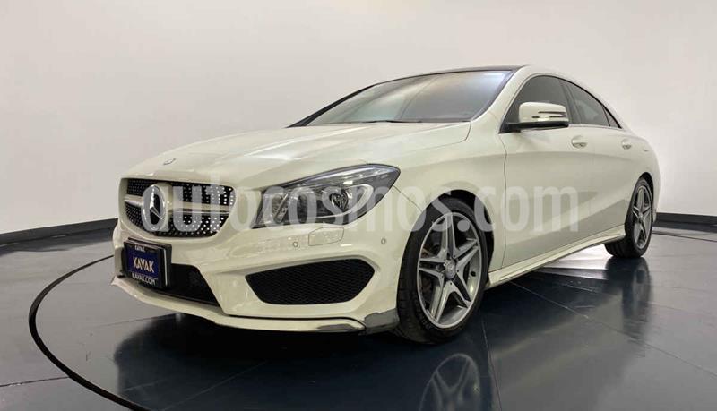 Mercedes Clase CLA 200 CGI Sport usado (2014) color Blanco precio $352,999