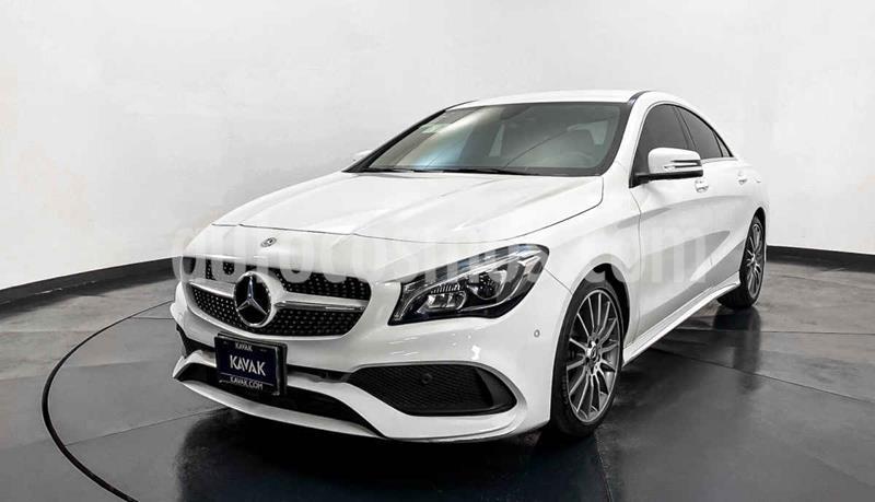 Mercedes Clase CLA 250 CGI Sport usado (2019) color Blanco precio $567,999