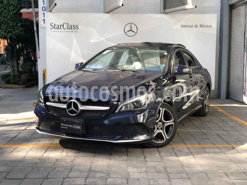 Mercedes Clase CLA 200 CGI Sport usado (2019) color Azul precio $510,000