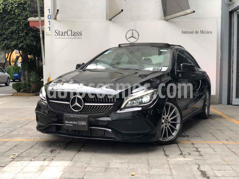 Mercedes Clase CLA 250 CGI Sport usado (2019) color Negro precio $540,000