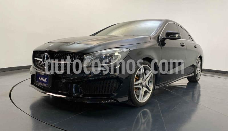 Mercedes Clase CLA 250 CGI Sport usado (2016) color Negro precio $392,999