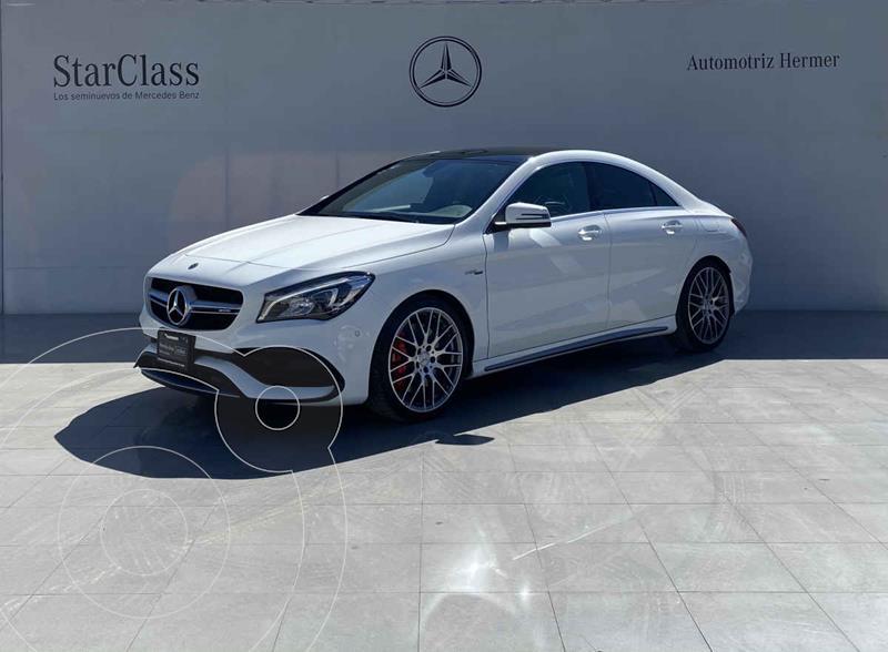 Foto Mercedes Clase CLA 45 AMG usado (2019) color Blanco precio $869,900