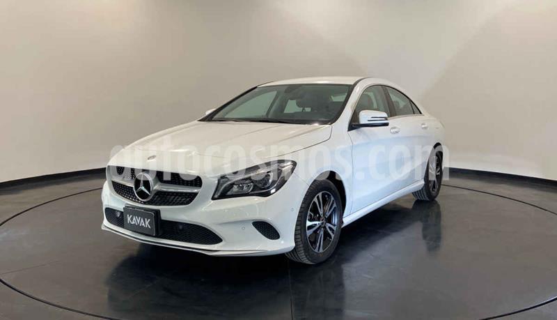 Mercedes Clase CLA 200 CGI Sport usado (2019) color Blanco precio $454,999