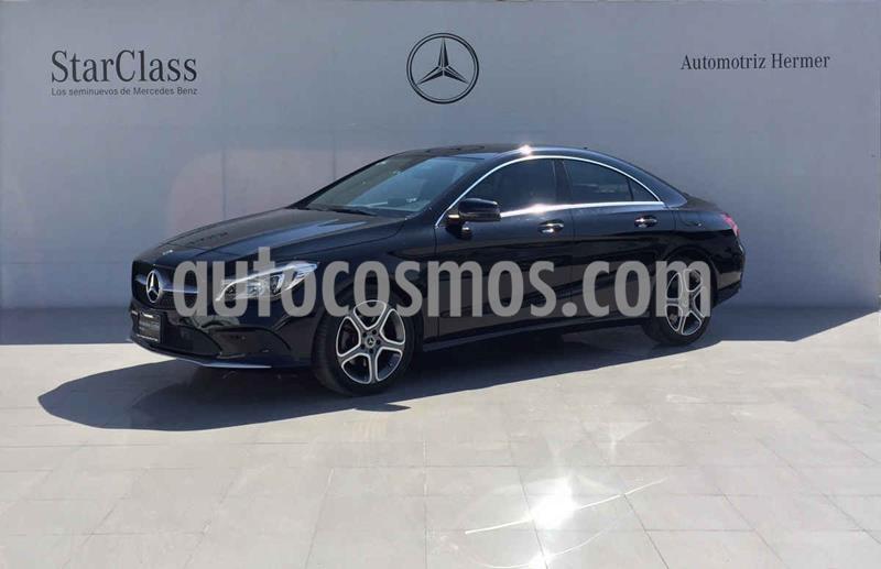 Mercedes Clase CLA 200 CGI Sport usado (2019) color Negro precio $439,900
