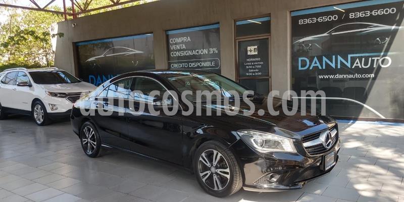 Mercedes Clase CLA 180 CGI usado (2016) color Negro precio $289,000