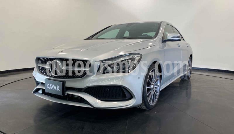Mercedes Clase CLA 250 CGI Sport usado (2019) color Plata precio $564,999