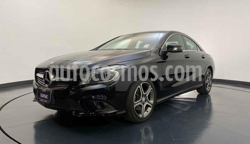 Mercedes Clase CLA 200 CGI Sport usado (2014) color Negro precio $297,999