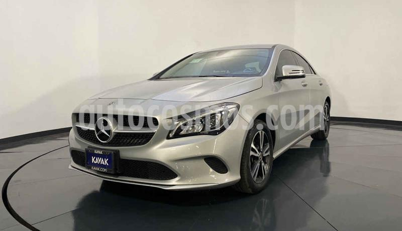 Mercedes Clase CLA 250 CGI Sport usado (2018) color Plata precio $399,999