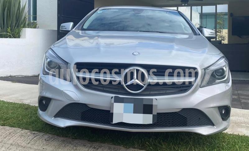 Mercedes Clase CLA 250 CGI Sport usado (2016) color Plata precio $290,000