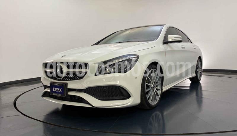 Mercedes Clase CLA 45 AMG usado (2019) color Blanco precio $544,999