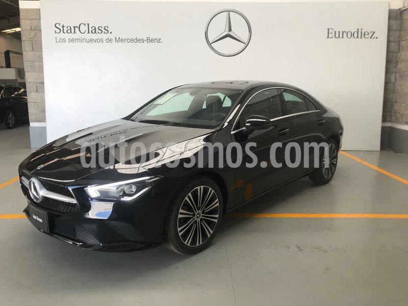 Mercedes Clase CLA 200 Comfort usado (2020) color Negro precio $630,000