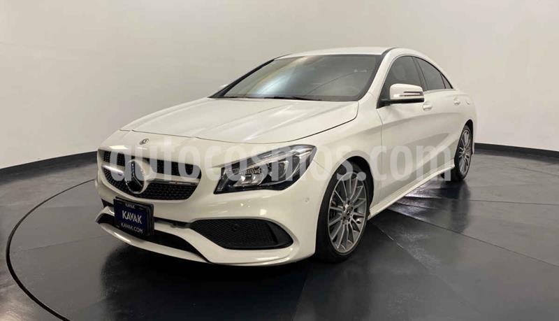 Mercedes Clase CLA 250 CGI Sport usado (2019) color Blanco precio $564,999