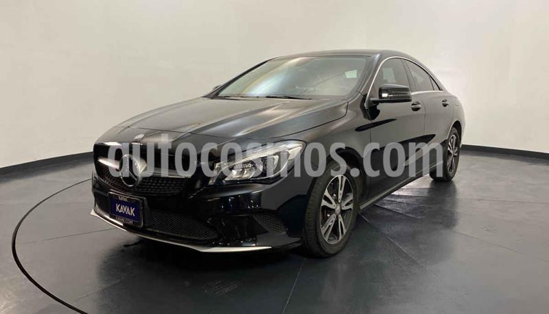 Mercedes Clase CLA 180 CGI usado (2017) color Negro precio $374,999