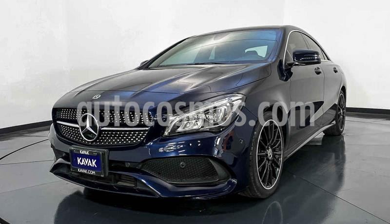 Mercedes Clase CLA 250 CGI Sport usado (2018) color Azul precio $472,999