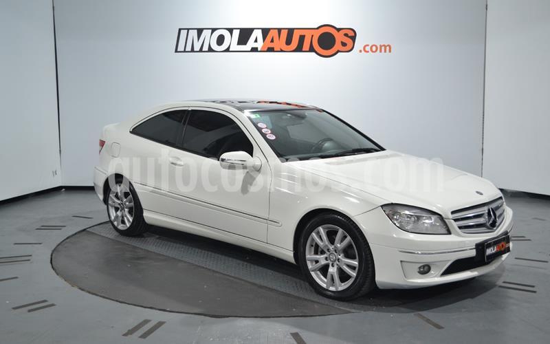 Mercedes Clase CLC 250 Sport usado (2009) color Blanco precio $1.290.000