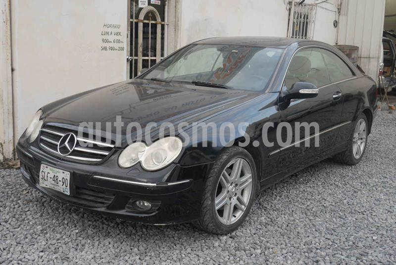 Mercedes Clase CLK 280 Coupe usado (2007) color Negro precio $105,000