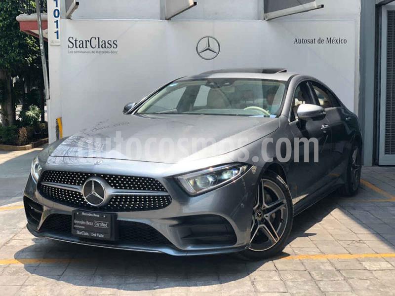 Mercedes Clase CLS 450 4Matic usado (2019) color Gris precio $1,120,000