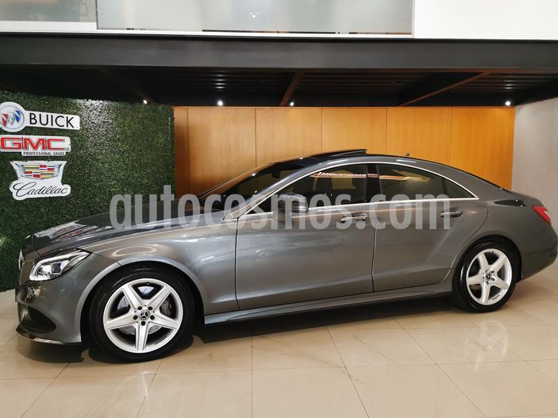 Mercedes Clase CLS 400 CGI usado (2018) color Gris precio $725,000
