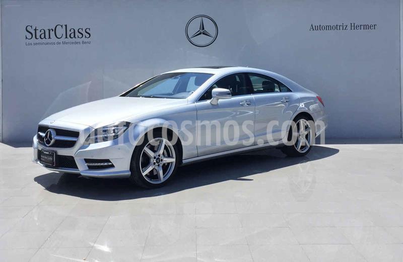 Mercedes Clase CLS 500 usado (2013) color Plata precio $449,900