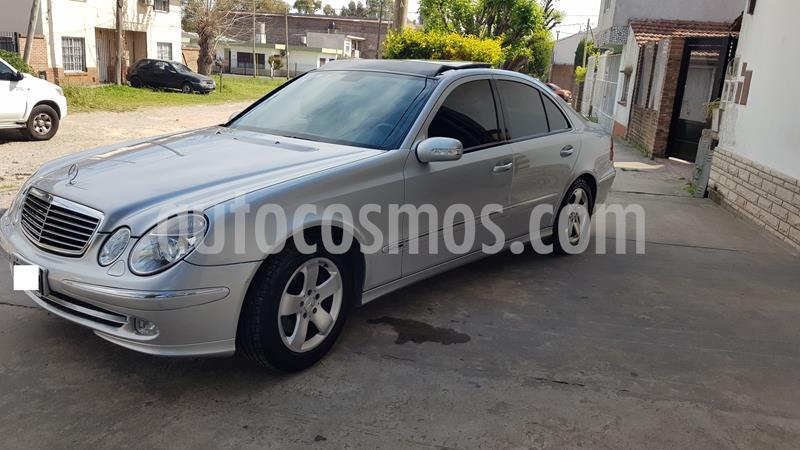 Mercedes Clase E 220 Classic CDI  usado (2002) color Plata precio u$s12.500