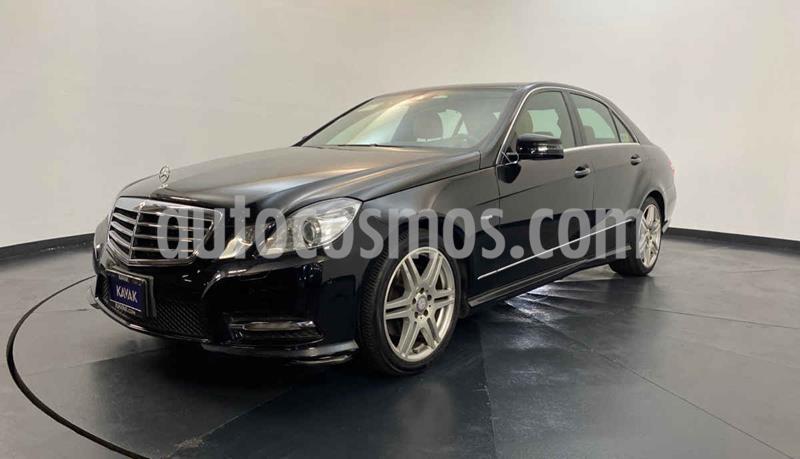 Mercedes Clase E 350 CGI Avantgarde usado (2012) color Negro precio $317,999