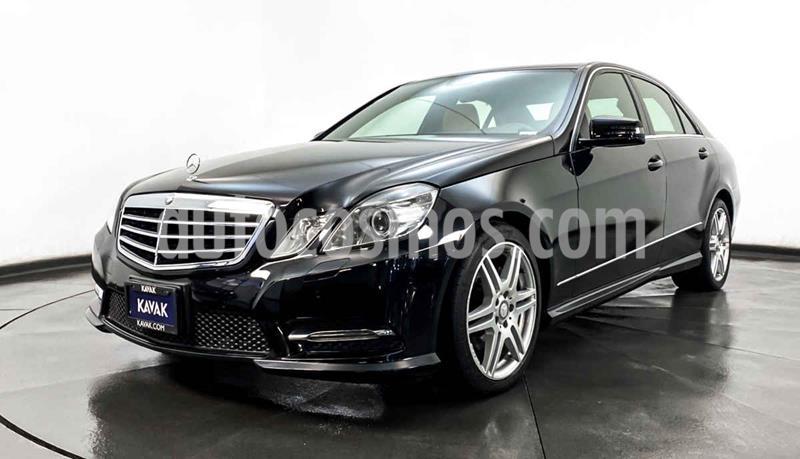 Mercedes Clase E 400 CGI Convertible usado (2014) color Negro precio $357,999