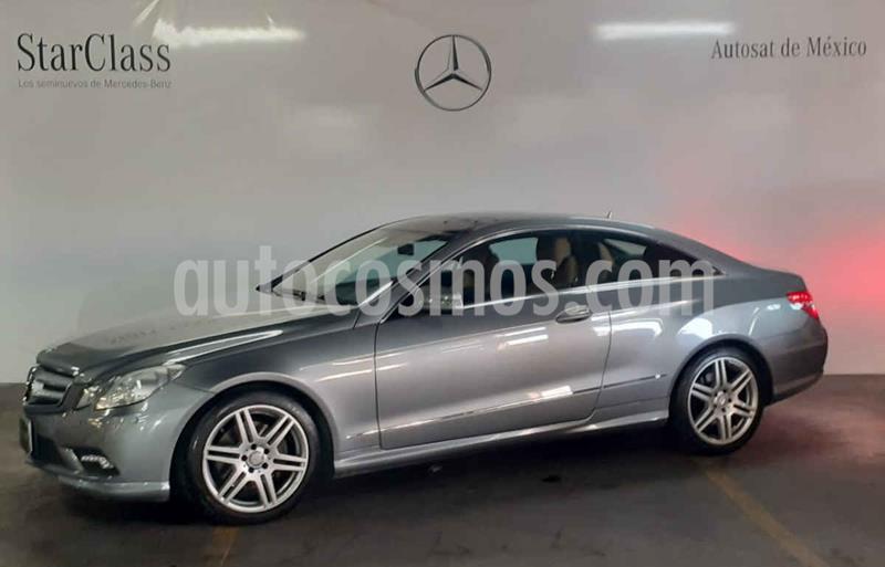 Mercedes Clase E Coupe 350 CGI usado (2011) color Gris precio $259,000