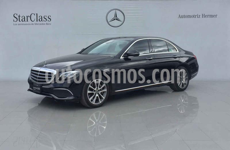 Mercedes Clase E 400 4MATIC Exclusive usado (2018) color Negro precio $699,900