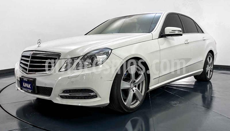 Mercedes Clase E 400 CGI Convertible usado (2014) color Blanco precio $337,999