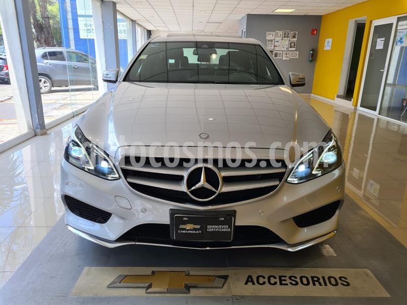 Mercedes Clase E Coupe 400 4Matic usado (2015) color Plata Dorado precio $430,000